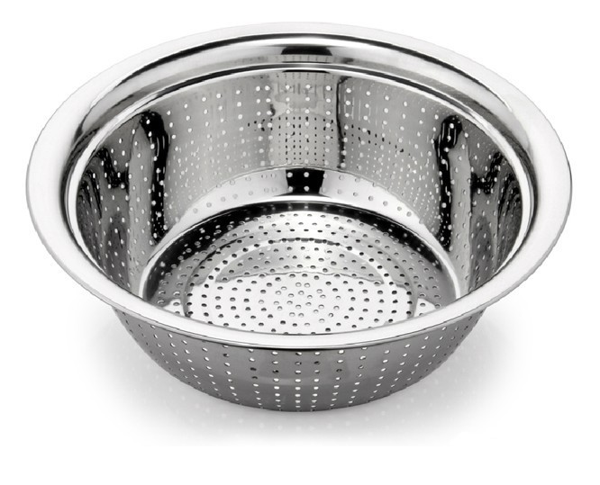 wholesale high quantity kitchen stainless steel strainer