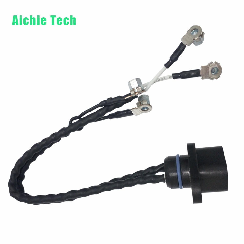 Heat Resistant Trailer Wiring Harness With Dtp04-4p-p018 Connector ...