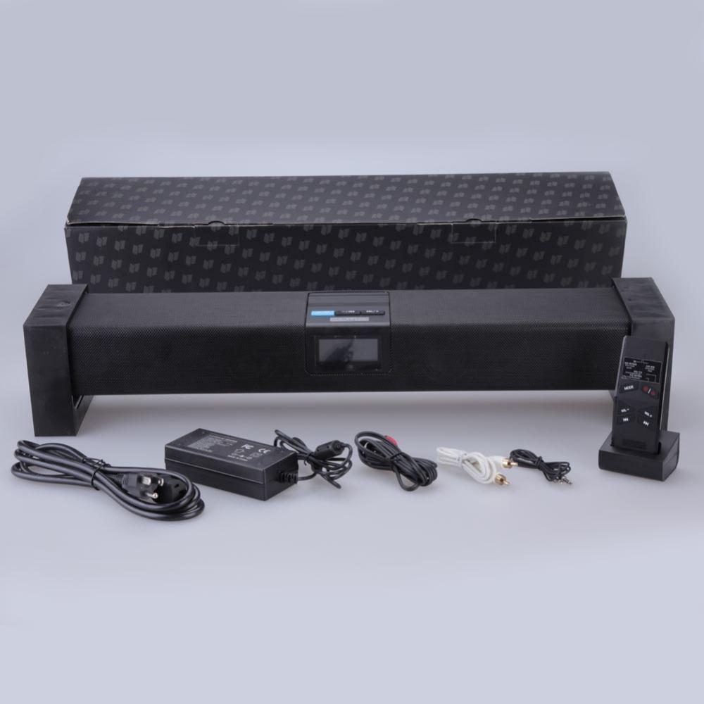 salute 24 inch 3d tv sound system soundbar 2 1. Black Bedroom Furniture Sets. Home Design Ideas