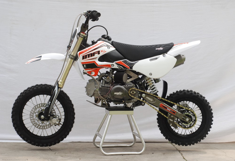 125cc 4-stroke air-cooled CRF dirt bike for 2015 desigh