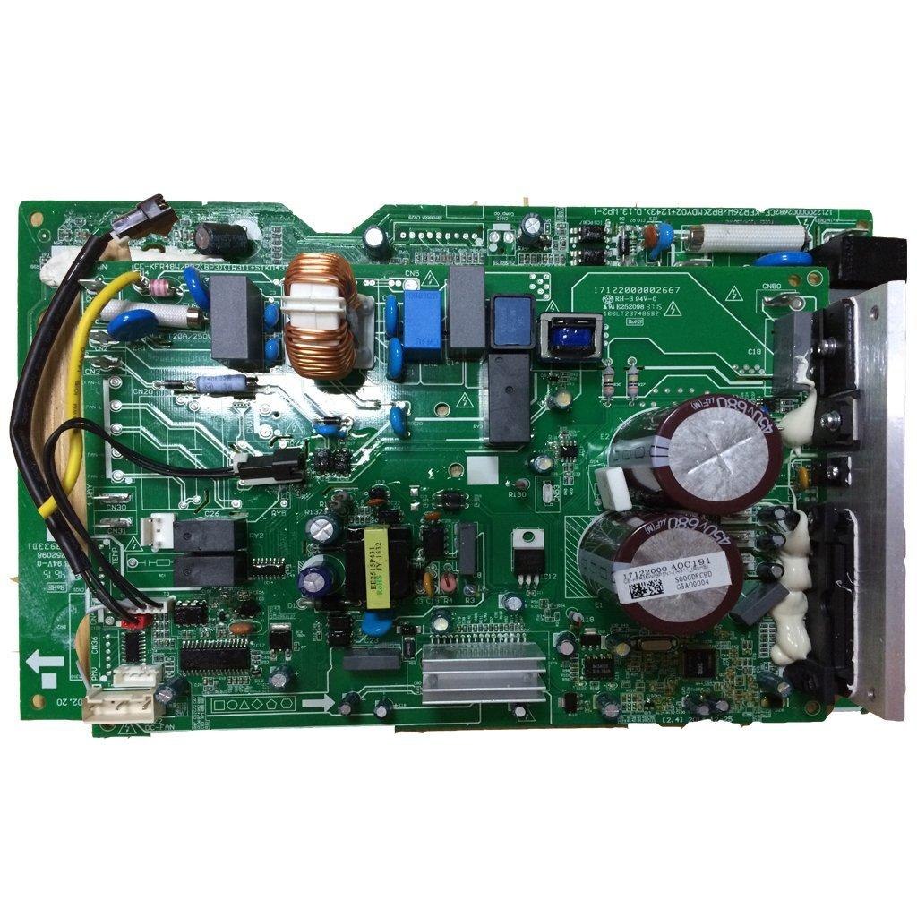 air conditioner pc board CE-KFR35W/BP3N1-(IR311)
