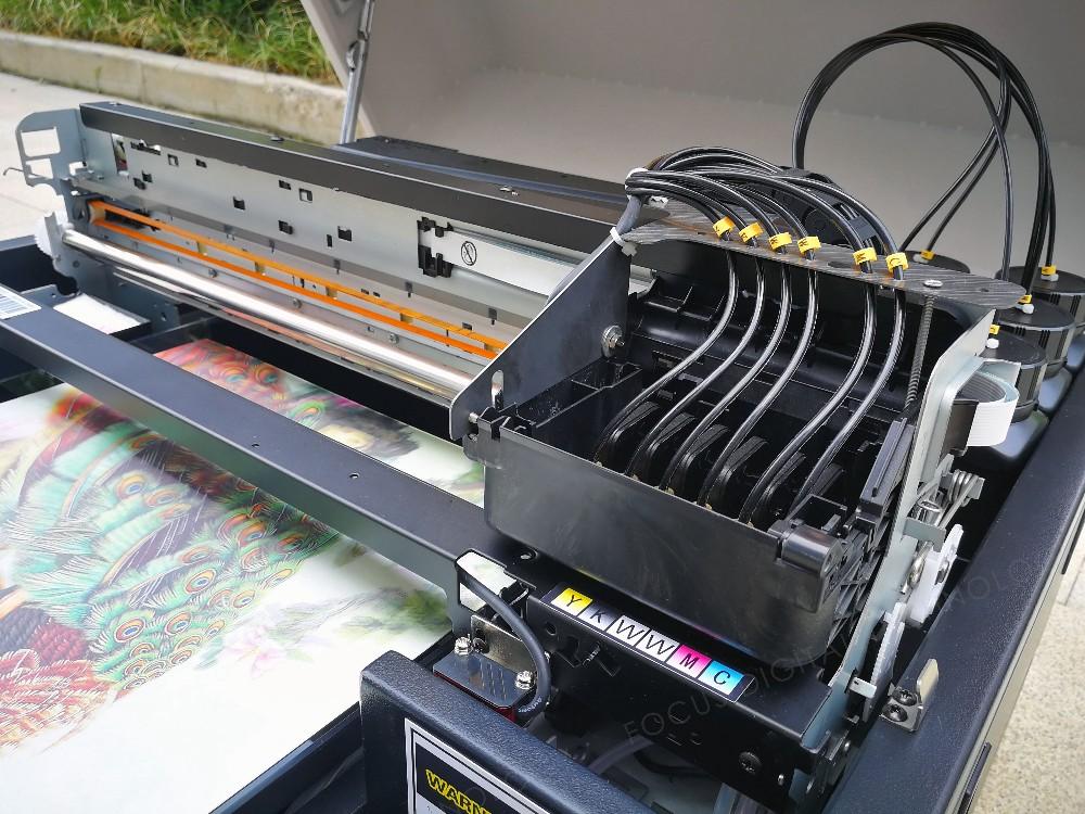 Vocano-Jet digital printer uv led digital key ring printing machine