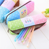 2018 Hot style creative cartoon soldier student pencil case custom print