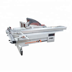 F45A sliding table saw machine wood cutting machine