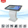 Factory price 32 inch Floor Standing Interactive Kiosk with touch screen