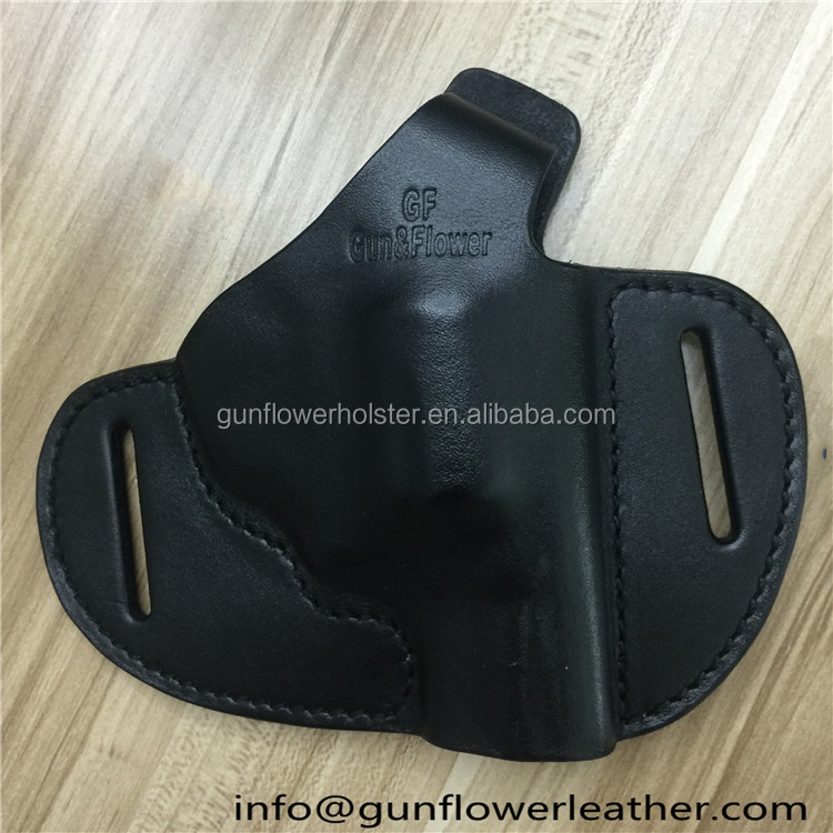 Chiefs Special J Frame Revolver Full Grain Cowhide Leather Belt Owb  Holsters - Buy Chiefs Special Holster,Belt Holsters For J Frame  Revolver,Cowhide
