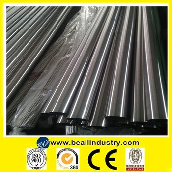S32760(zeron 100) super duplex stainless steel pipe manufacturer in China