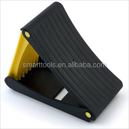 Truck Plastic Rubber Wheel Chock
