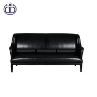 Italy modern latest Classical design small sofa leather sofa living room leather couch 7 seater sofa set designs furniture