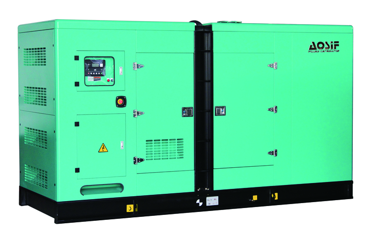 Industrial equipment 230 volt generator , generator set