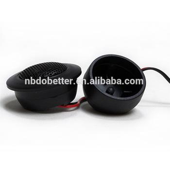 0 5 Inch / 13mm Car Speaker Tweeter Pei Dome Tweeter - Buy 0 5 Inch Car  Tweeter,13mm Car Tweeter,Car Pei Dome Tweeter Product on Alibaba com