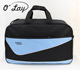 Wholesale Woman Young Sport Zip Lock Travel Bag
