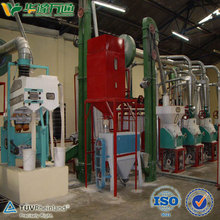 factory price used wheat flour mill from turkey