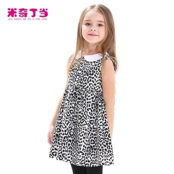 0464ef64b391 nuovo casual ragazza abito di cotone senza maniche bambine vestiti ragazza  abiti dress infantil abbigliamento per