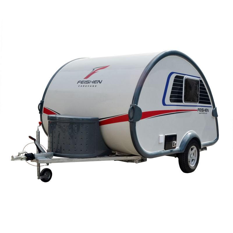 feishen teardrop caravane 2017 petite caravane feishen groupe remorque de voyage id de. Black Bedroom Furniture Sets. Home Design Ideas