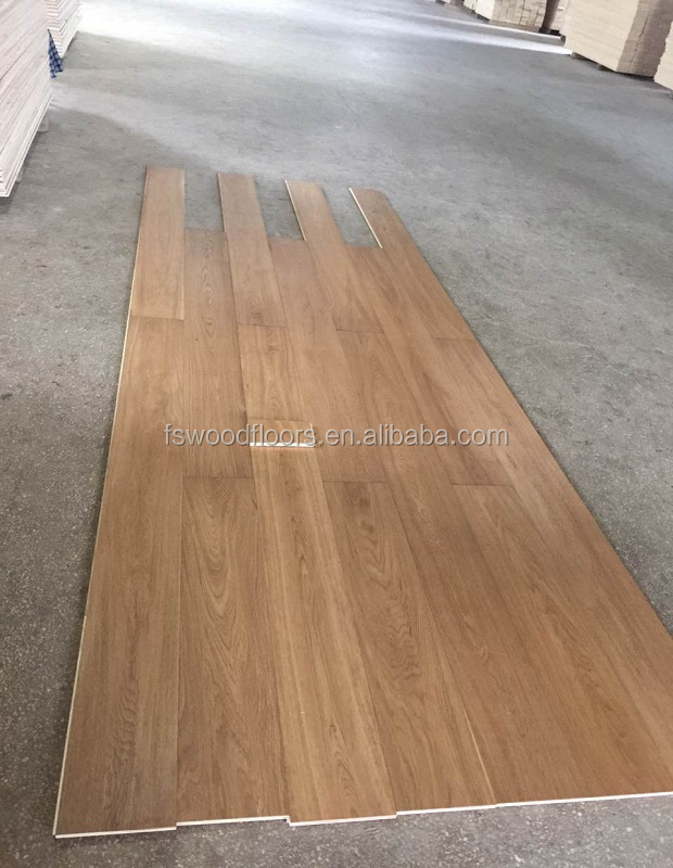 Parkett flooring - multi-layered natural oiled European oak