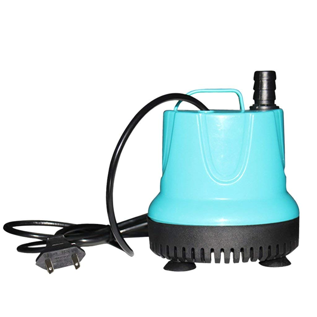 Dovewill 25W 2000L/H Submersible Water Pump For Aquarium, Pond, Fish Tank Fountain Water Pump Hydroponics with 4.9ft (1.5M) Power Cord 110V US Plug
