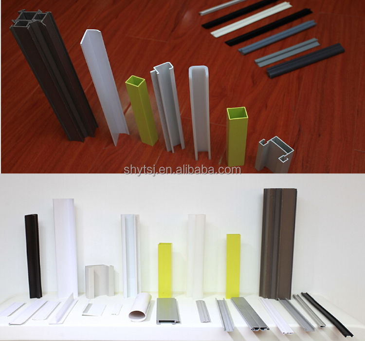 Plastic T Molding Edge For Table Countertop Edge Banding