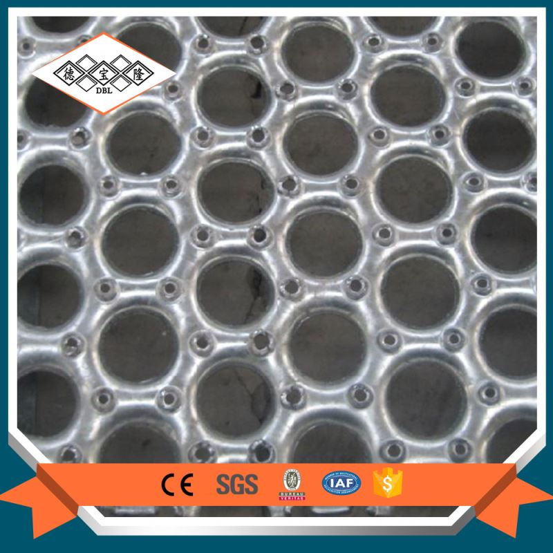 Direct from factory corrugated standard steel grating weight