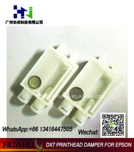 Good quality!!!Hot sales small connector for epson DX7 printhead ink damper for eco solvent printer
