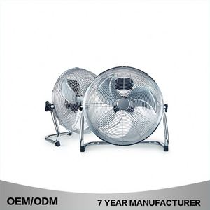 "High Air Flow Good Quality Electrical 18"" Fan 110V Industrial"