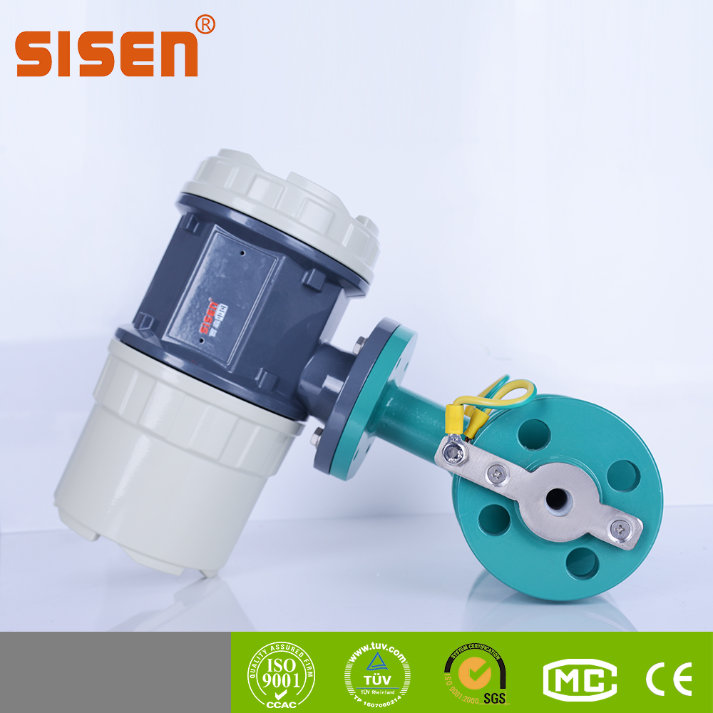High accuracy RS485 communication Lime slurry flow meter manufacturer