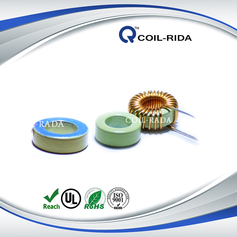 OEM Service Ferrit Core Copper Coil Wire Bobbin Toroid Filter Inductor/variable inductor coil ferrite core