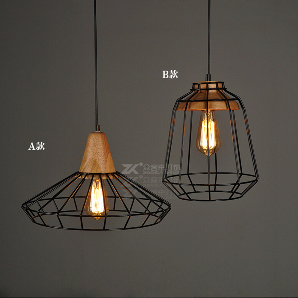 Online Get Cheap Wire Cage Light Fixtures -Aliexpress.com