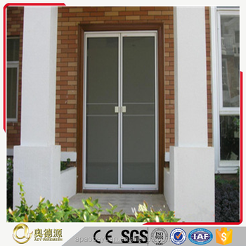 Magnetic Stainless Steel Door Screen / Insect Screen Mesh   Buy Security  Screen Door Stainless Steel Mesh,Insect Mesh,Door Screen Product On ...