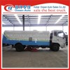 Dongfeng 4*2 new sweeper suction vehicle