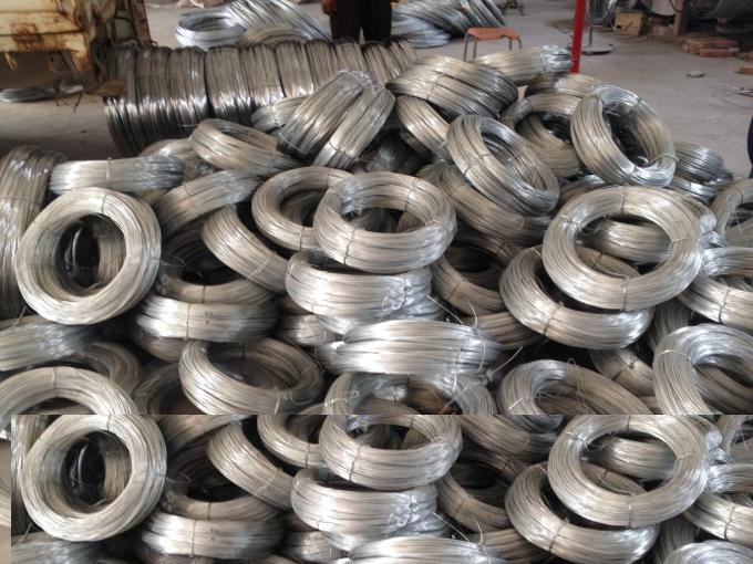 2.4mmx3.0mm / 2.2mmx2.7mm galvanized oval wire factory with lower price(Dingzhou Five-Star Metal Wire Mesh MFTY)