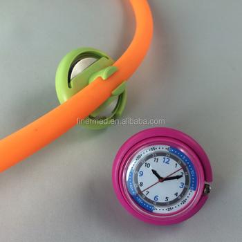 76653a1ac5b Enfermeira Estetoscópio Temporizador Relógio Estetoscópio Relógio ...