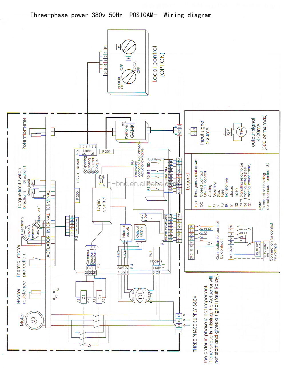 intelligent electric control valve actuator ac,bernard ... daihatsu ac wiring diagram