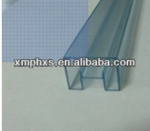 anti-static pvc package tube