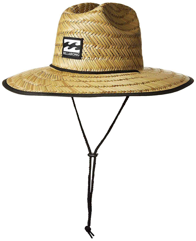 Men/'s Navy Billabong Tides Print Hat