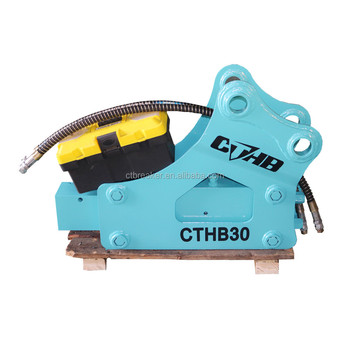 Mini Excavator Hydraulic Breaker For Cat303 5e Sany Sy35u R35-9vs - Buy  Mini Excavator Hydraulic Breaker,Sb30 53mm Hydraulic Breaker,Mini Excavator