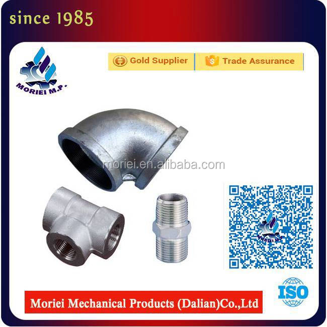 Dalian Precision Casting Stainless Steel Pipe Jointer