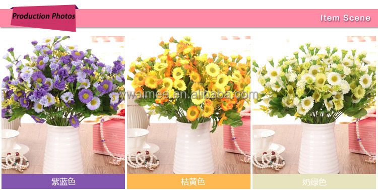 Yiwu aimee artificial silk flower factory supplies artificial flower yiwu aimee artificial silk flower factory supplies artificial flower arrangements for decorative flower shopam mightylinksfo