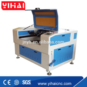 High Performance 60W 80W 100W CO2 Sealed Tube Laser Engraving Machine