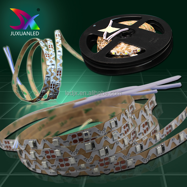 S-shape zigzag led strip 2835 led strip bendable led strip for Mini light word