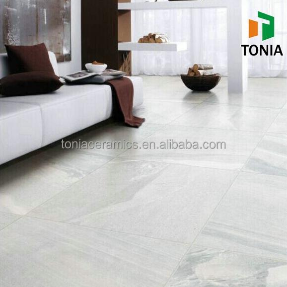 300×600 600×600 3D Inkjet Special Look Burnt Cement Tile