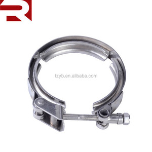 3 inch 304 stainless steel V band exhaust clamp