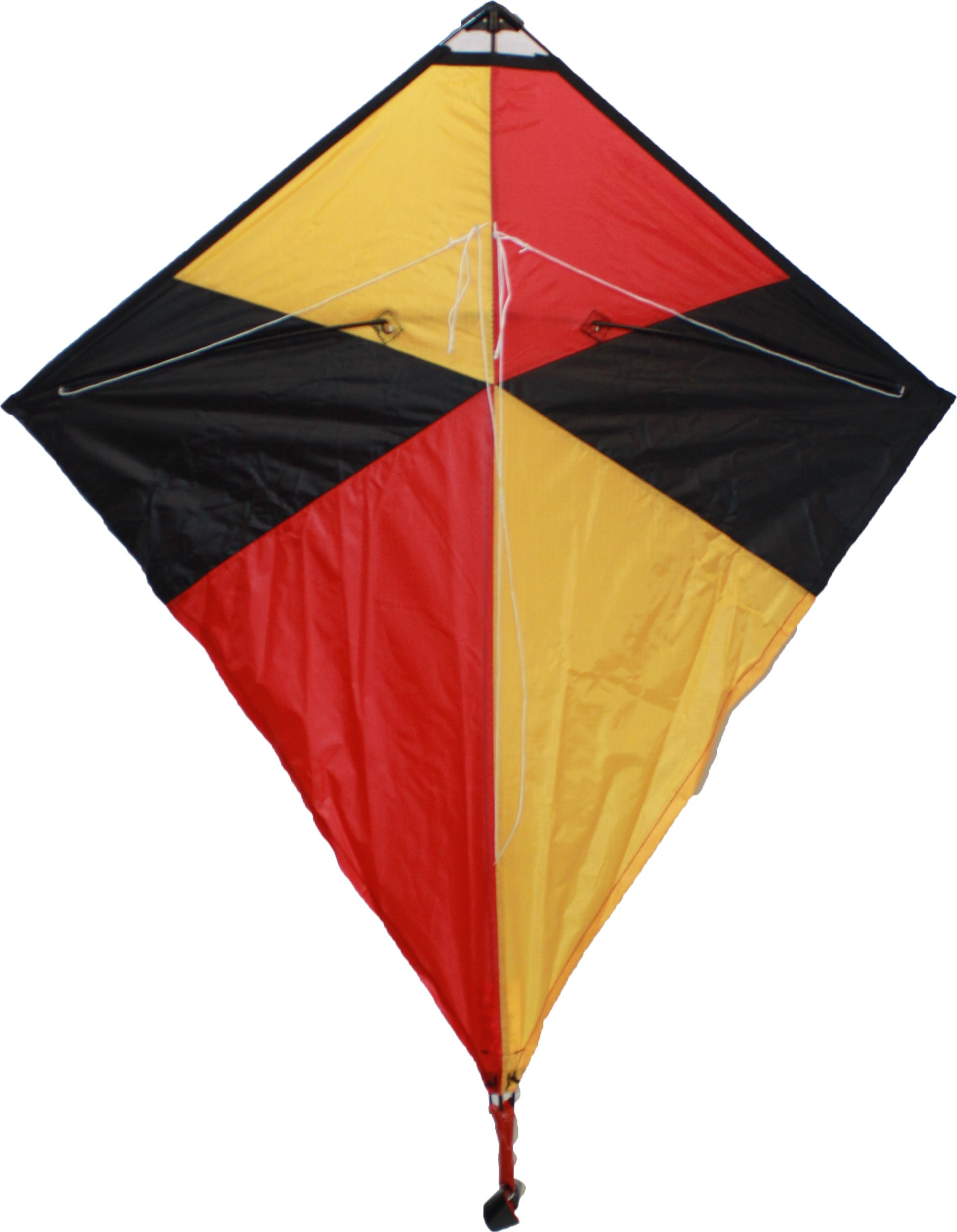 Toys & Hobbies Learned New Arrival Outdoor Sky Dancer Toy Kite 600d Polyester Fiberglass Triangle Flying Kite With Long Tail For Teenager Hot Sale Kites & Accessories