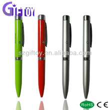 Promotion party and gifts Flashing Project pen