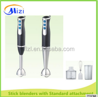 personal blender/stick blender Multi function Mini electric kitchen appliance Hand blender mixer grinder blender/mini hand blen