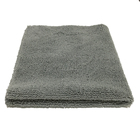 All-Purpose Highly Absorbent Microfiber Cleaning Cloth for Car Wash Auto Care Ultrasonic Cut Edgeless Microfiber Detailing Towel