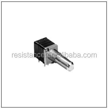 9mm Metal Shaft ALPS Rotary Potentiometer