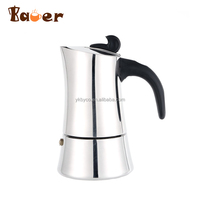 Stainless Steel Coffee Percolator Espresso Moka Coffee Maker