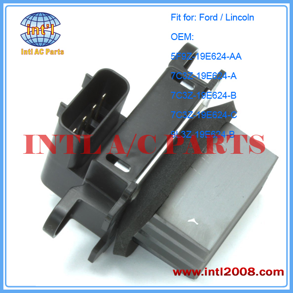 New Blower Speed Control Module Resistor Fit Ford Mercury Lincoln