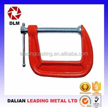 Manufacturer Direct Sale Steel Pole Clamps For Woodworking Clamp